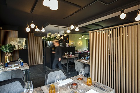 La Fleur De Thym Restaurant Restaurant Houffalize Belgique